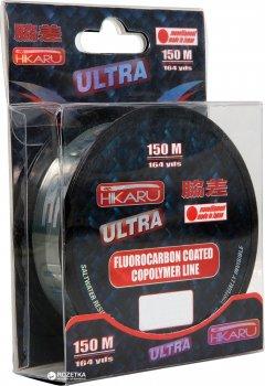 Леска Lineaeffe Hikaru Ultra Fluorocarbon Coating 150 м 0.16 мм 3.8 кг (3400016)