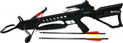 Арбалет Man Kung MK/XB21-BK + 2 стрелы (MK/XB21-BK)