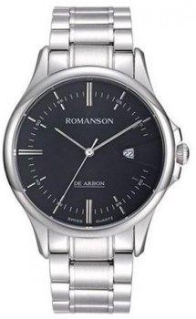Мужские часы Romanson CA5A10MWH BK