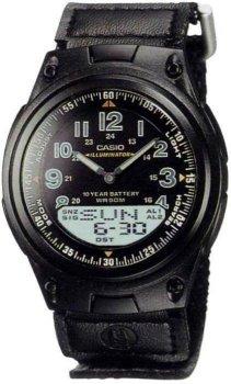 Наручний чоловічий годинник Casio AW-80V-1BVDF