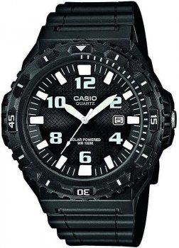 Наручний чоловічий годинник Casio MRW-S300H-1BVEF