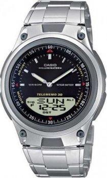 Наручний чоловічий годинник Casio AW-80D-1AVEF
