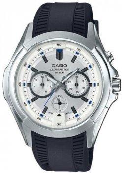 Наручний чоловічий годинник Casio MTP-E204-7AVDF