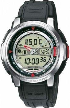 Наручний чоловічий годинник Casio AQF-100W-7BVEF