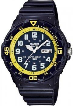 Наручний чоловічий годинник Casio MRW-200HC-2BVEF