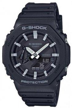 Наручний чоловічий годинник Casio GA-2100-1AER