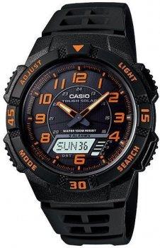 Наручний чоловічий годинник Casio AQ-S800W-1B2VEF