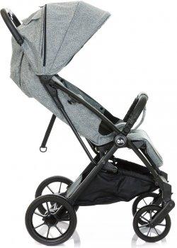 Прогулочная коляска BabyHit Impulse Dark Grey (71781)