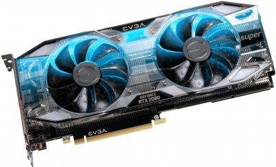 EVGA PCI-Ex GeForce RTX 2080 Super XC Gaming 8GB GDDR6 (256bit) (1830/15500) (USB Type-C, HDMI, 3 x DisplayPort) (08G-P4-3182-KR)
