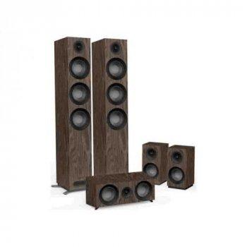 Комплект акустики Jamo S 809 HCS Walnut