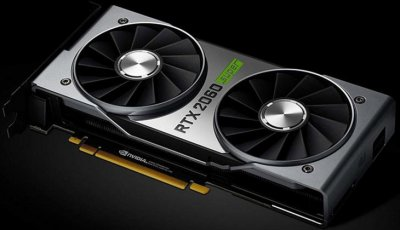 NVIDIA PCI-Ex GeForce RTX 2060 Super Founders Edition 8GB GDDR6 (256bit) (1470/14000) (DVI, HDMI, 2 x DisplayPort) (900-1G160-2560-000)