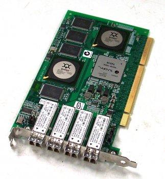 Контролер HP FC-Controller - Quad port 2Gbps/PCI-X (QLA2344) Refurbished