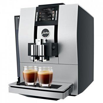 Кофемашина JURA Z6 Aluminium