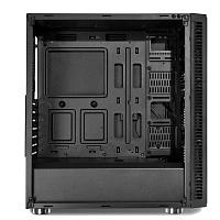 Корпус Crown CMC-GS10RGB Miditower с БП CM-PS600W PLUS