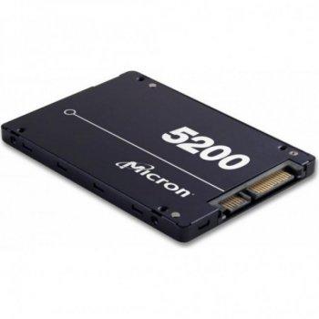 "Накопичувач SSD 2.5"" SATA 480GB Micron 5200 Max (MTFDDAK480TDN-1AT1ZABYY)"