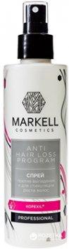 Спрей Markell Professional проти випадіння та для стимуляції росту волосся 200 мл (4810304015909)