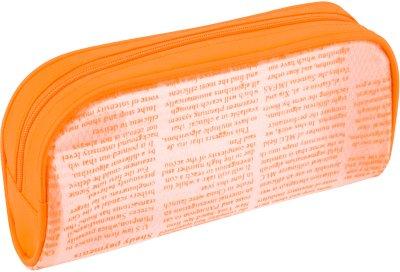 Пенал для девочек Kite Education 1 отделение Оранжевый (k20-693-4)