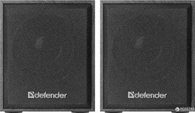 Акустическая система Defender SPK 230 Black (65223)