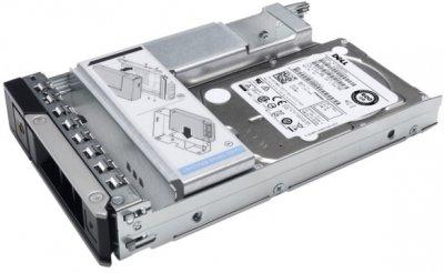 """Жорсткий диск Dell 600GB 10000rpm 400-ATIL 3.5"""" SAS 512n 14G Hot-plug тільки для серверів!"""