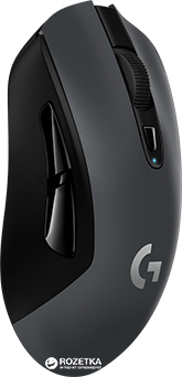 Мышь Logitech G603 Lightspeed Wireless Black (910-005101)