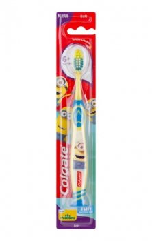 Colgate Kids Minions дитяча зубна щітка, 6+ років