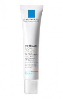 La Roche-Posay Effaclar DUO (+) тонуючий вирівнюючий коректуючий догляд проти недоліків шкіри та слідів від акне (відтінок Light Duo [+] 40 мл)