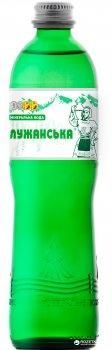Упаковка минеральной газированной воды Алекс Лужанська 0.5 л х 9 шт (4820000460484)