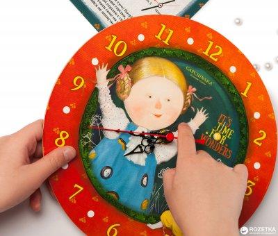 Набор для творчества Ranok-Creative Настенные часы (15100418У) (4823076138615)