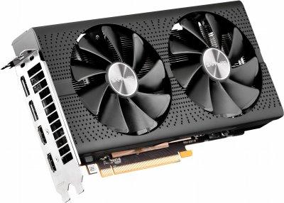 Sapphire PCI-Ex Radeon RX 570 Pulse Lite 8GB GDDR5 (256bit) (1284/7000) (2 x HDMI, 2 x DisplayPort) (11266-75-20G)