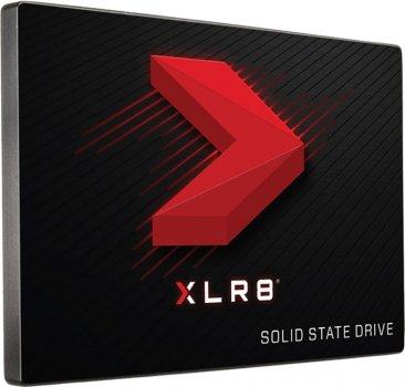 """PNY XLR8 CS2311 2TB 2.5"""" SATAIII 3D NAND TLC (SSD7CS2311-2TB-RB)"""
