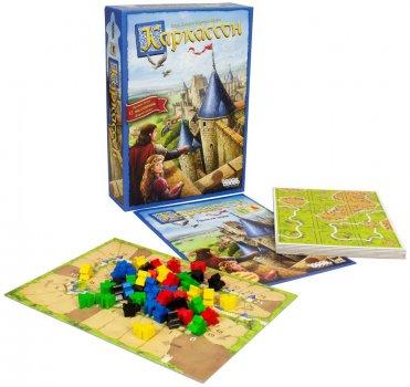 Настільна гра Hobby World Каркасон 2019 (4630039151389)