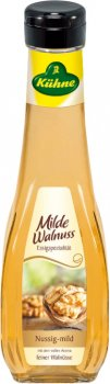 Уксус Kuhne Milde Walnuss Винный с грецким орехом 250 мл (4012200164501)