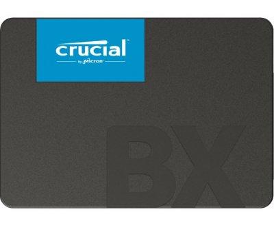 "Твердотільний диск SSD 2.5"" 960GB Crucial BX500 SATA 3D TLC Read/Write - 540Mb/s /500Mb/s (CT960BX500SSD1)"