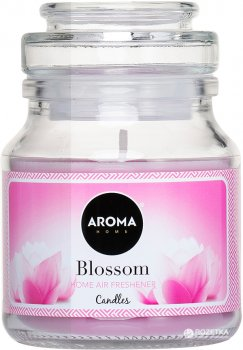 Свічка Aroma Home 928693 Квіти 10 см (5907718928693)