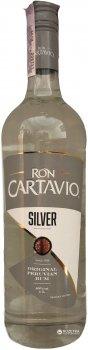 Ром Ron Cartavio Silver 1 л 40% (7751738445658)