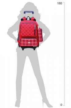 Рюкзак шкільний Сool For School Trolley з пеналом 42x30x15 см 19 л (CF86210)