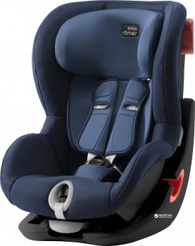 Автокрісло Britax-Romer King II Black Series Moonlight Blue (2000027560) (4000984181296)