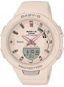 Дитячі годинники Casio BABY-G BSA-B100-4A1ER