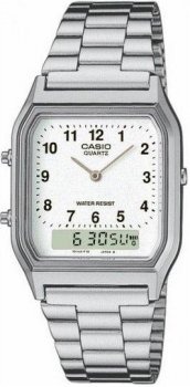 Чоловічий годинник Casio AQ-230A-7BMQ