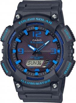 Чоловічий годинник Casio AQ-S810W-8A2VEF