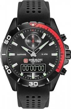 Чоловічі годинники SWISS MILITARY-HANOWA 06-4298.3.13.007