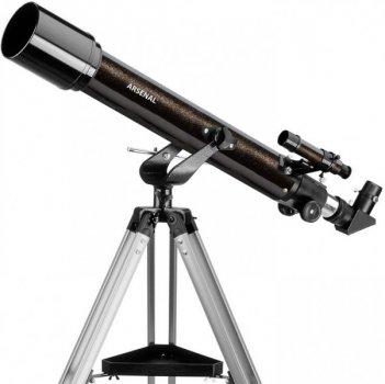 Телескоп Arsenal - Synta 70/700, AZ2, рефрактор (707AZ2) (F00197645)