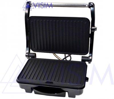 Паніні гриль WimpeX WX-1065 1500 Вт Чорне