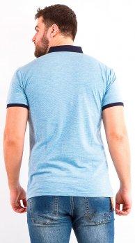 Поло Remix 5815-1 Блакитне