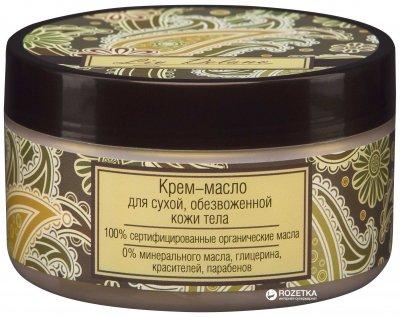 Крем-масло Liv Delano для сухой обезвоженной кожи тела 250 г (4811248005315)