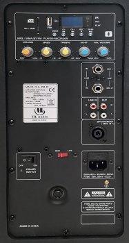 AUDIO MACK12A USB Акустична система HL AUDIO MACK12A USB BT