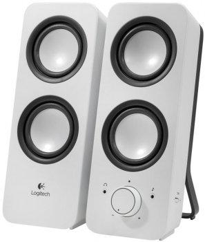 Акустична система Logitech Z200 White (980-000811)
