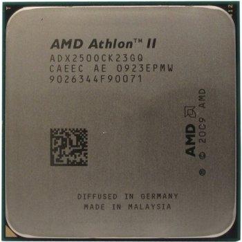Б/У, Процесор, AMD Athlon II X2 250, 2 ядра, 3.0 GHz