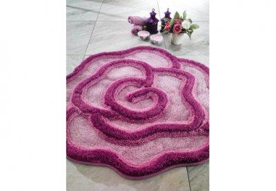 Килимок для ванної Afrodis Cherry Bubble (V. Kopugu) Фіолетовий (110083238)