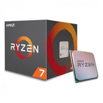 Процесор AMD Ryzen 7 1700X 3.4-3.8 GHz (YD170XBCAEWOF) AM4 BOX